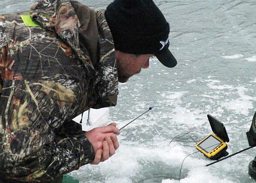 Видеокамера зимняя рыбалка своими руками